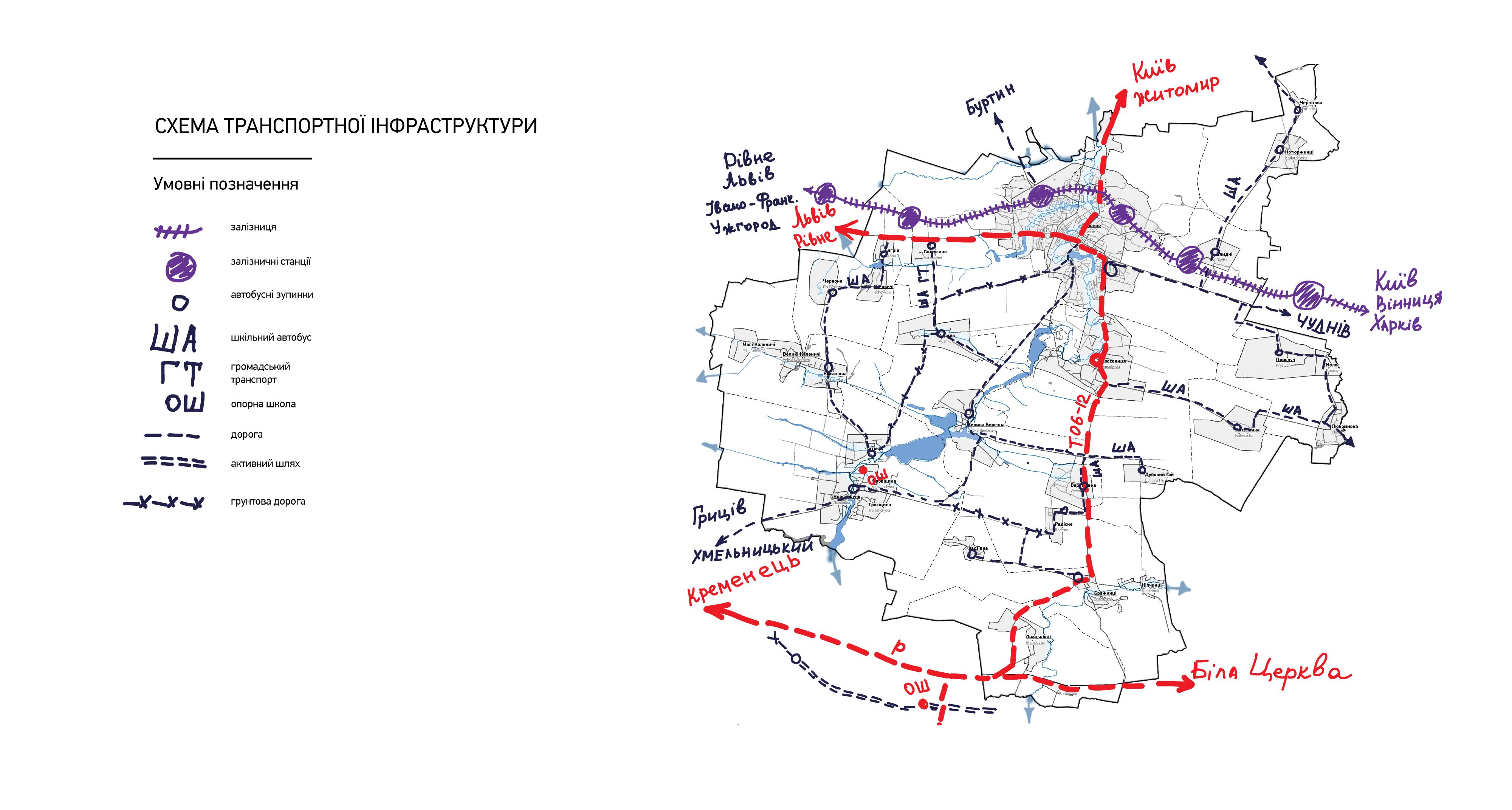 транспортна інфраструктура